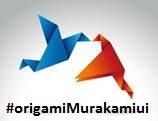 #origamiMurakamiui